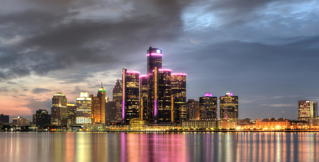 DETROIT: A PURPLE HEART CITY