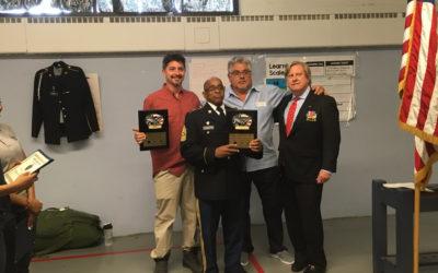 CHANDLER PARK ACADEMY RECEIVES AWARDS FROM VVA9