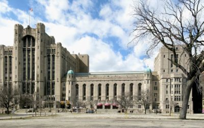 Chapter 9 Moves to Masonic Temple