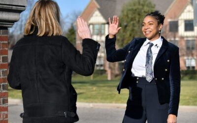 Darci McConnell makes history as Grosse Pointe Park's first Black council member.